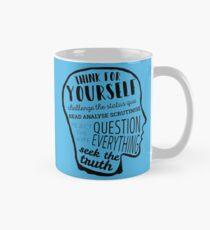 Think For Yourself Mug