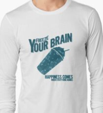 Freeze Your Brain - Heathers T-Shirt