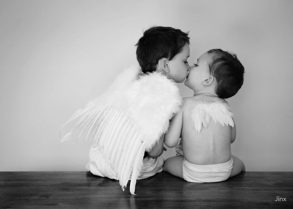 Kissing Angels by Jinx