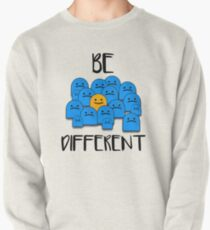 Be Different Pullover