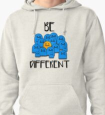 Be Different Pullover Hoodie
