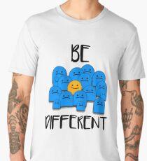Be Different Men's Premium T-Shirt