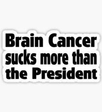 Brain Cancer Sticker
