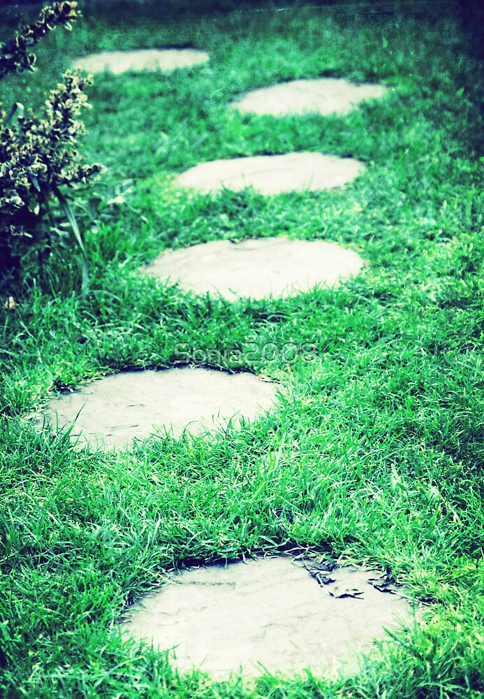 Up The Garden Path by Sonia2008
