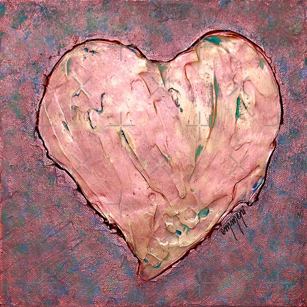 Amore ossidato (Oxidized heart) by monica palermo