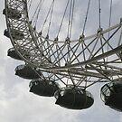 London Eye IV by Mathew Woodhams