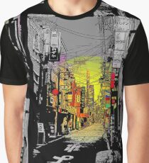 sumi-e  Graphic T-Shirt