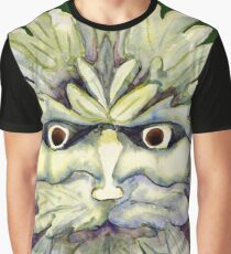 The Green Man Graphic T-Shirt