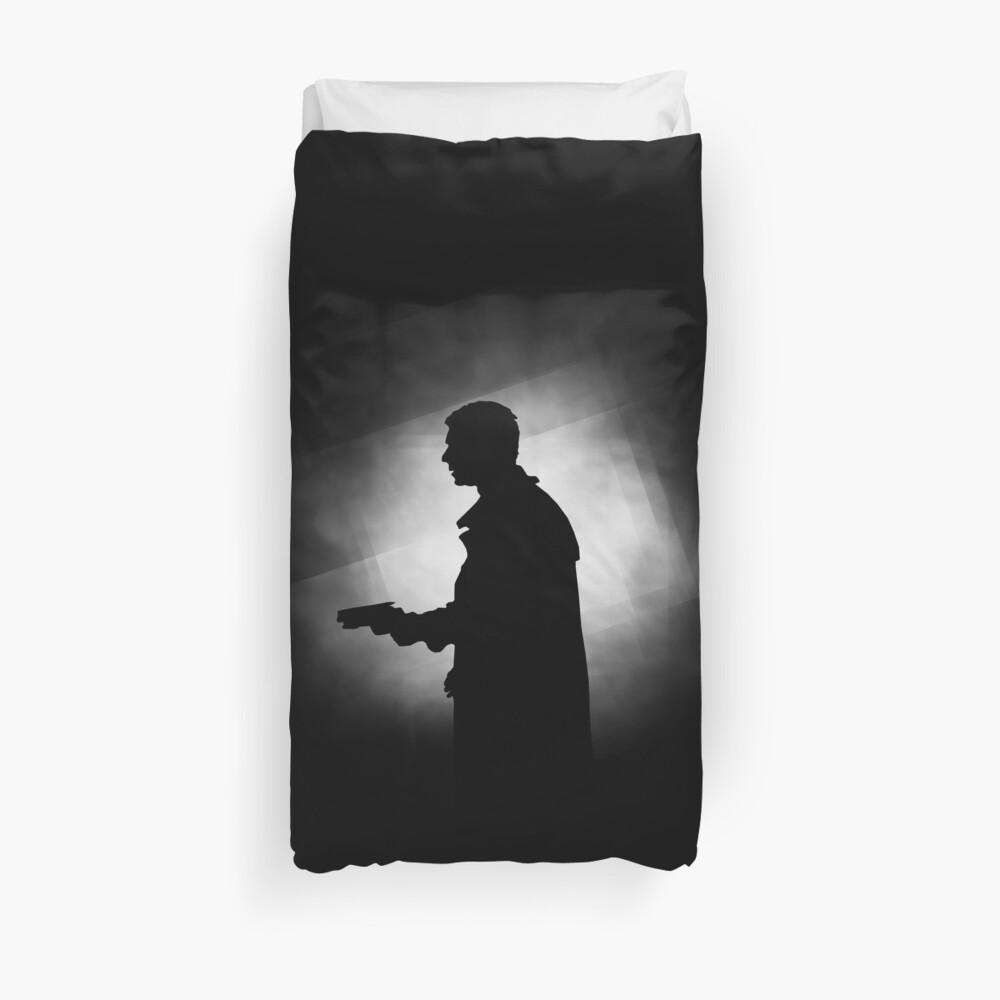 Blade Runner - Silhouette Bettbezug
