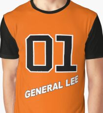 General Lee 01 Graphic T-Shirt