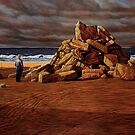 Foreshore Monument  by Jason Moad