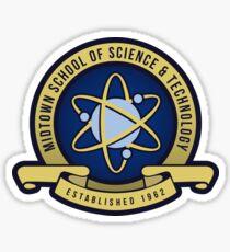 Midtown School of Science & Technology Ver. 2 Sticker