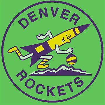 denver rockets by airplanebrand