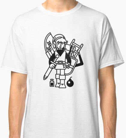 Adventure awaits / White Classic T-Shirt