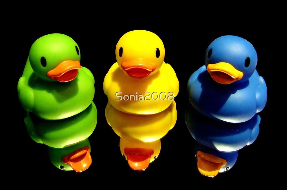 Three Little Ducks by Sonia2008