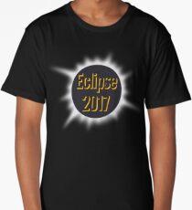 Solar Eclipse 2017 Date 8.21.17 Long T-Shirt