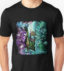 Crystal Cave Girl Unisex T-Shirt