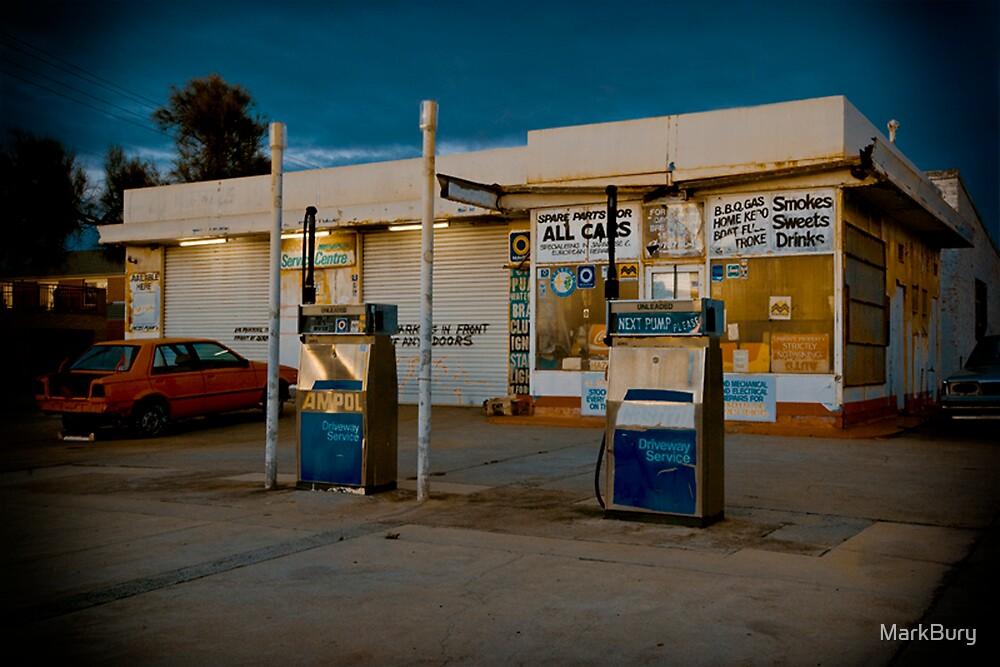Garage by MarkBury
