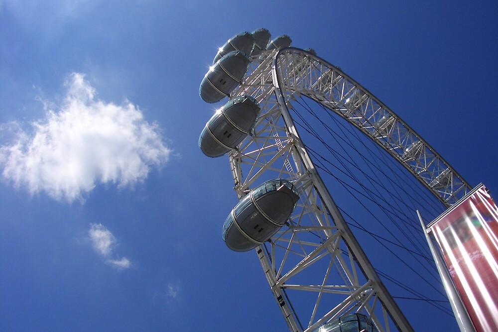 London Eye Pods by Simon Gottschalk