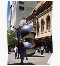 The Malls Balls Poster