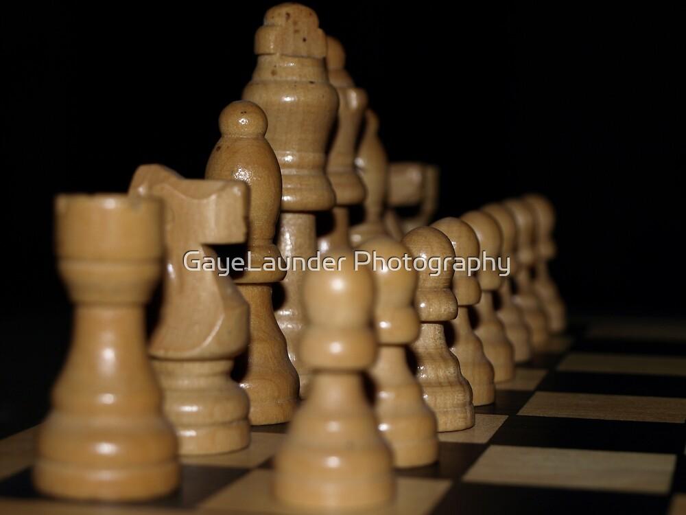 Chessmen by GayeLaunder Photography