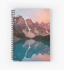 Sunset Tunes Spiral Notebook