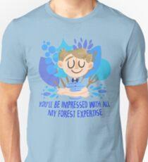 forest expertise (dear evan hansen) T-Shirt