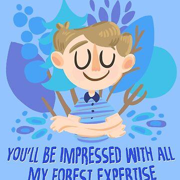 forest expertise (dear evan hansen) by EleanorMorlino