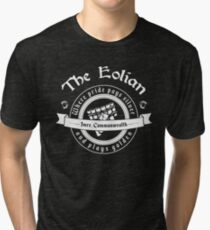 The Eolian Bar (Name of the Wind) Tri-blend T-Shirt
