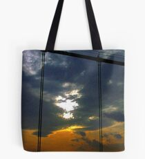 Suspended Summer Tote Bag