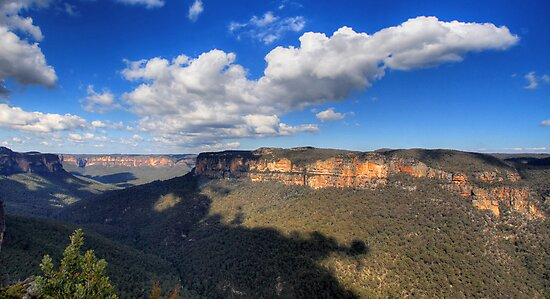 Grose Valley (East), NSW by Darren Post