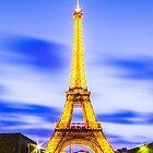 Eiffel Tower 7 by John Velocci