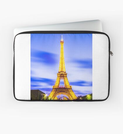 Eiffel Tower 7 Laptop Sleeve