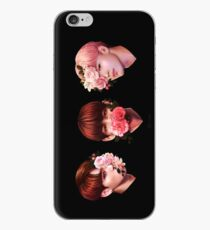 ❀ Flowers + Maknae Line ❀ iPhone Case