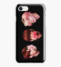 ❀ Flowers + Maknae Line ❀ iPhone Case/Skin