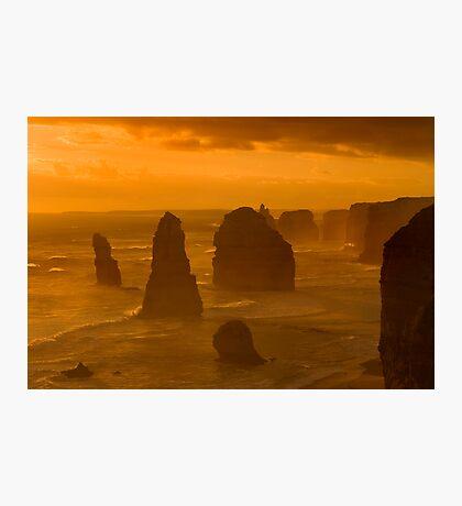 Twelve Apostles Sunset Photographic Print