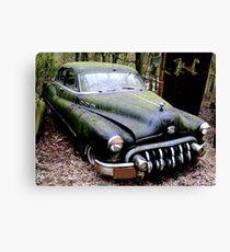 Buick Moss Canvas Print