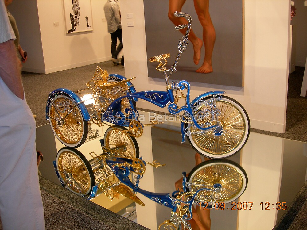 Ride by Lazarita Betancourt