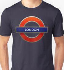 London - subway - sign T-Shirt