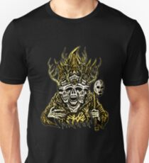 King in Yellow Trifaccia T-Shirt
