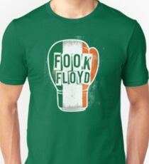 FOOK FLOYD Conor McGregor Fan Boxing Glove T-Shirt