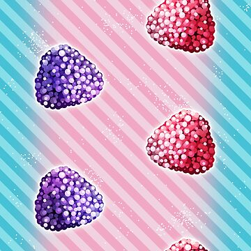 sugar candy berries by mangakasoldier