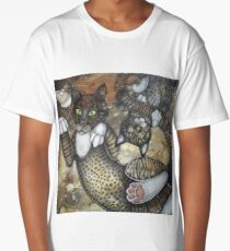 Heads or Tails Long T-Shirt