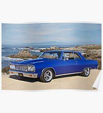 1964 Chevelle Malibu  Poster
