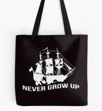 Peter Pan - Never grow up Tote Bag