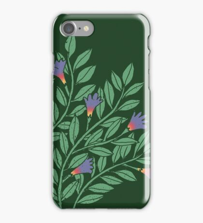 A Cup of Tea (Jasmine) iPhone Case/Skin