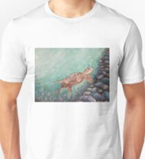 Turtle in the ocean T-Shirt