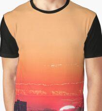 Cityscapes: Summer Sunrise Graphic T-Shirt