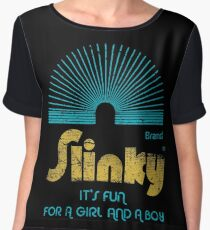 Slinky Women's Chiffon Top