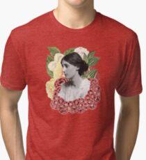 Virginia Woolf  Tri-blend T-Shirt